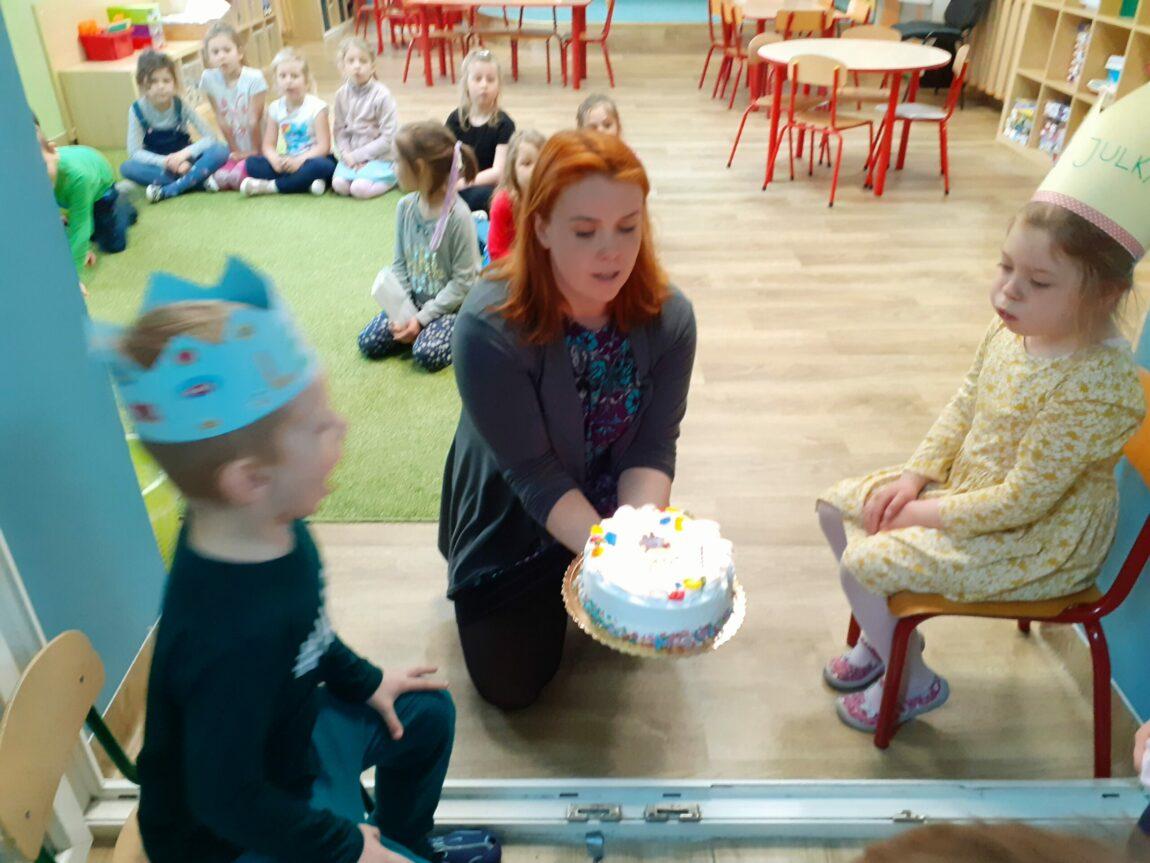 Urodziny – Wesołe Renifery i Górskie Orły
