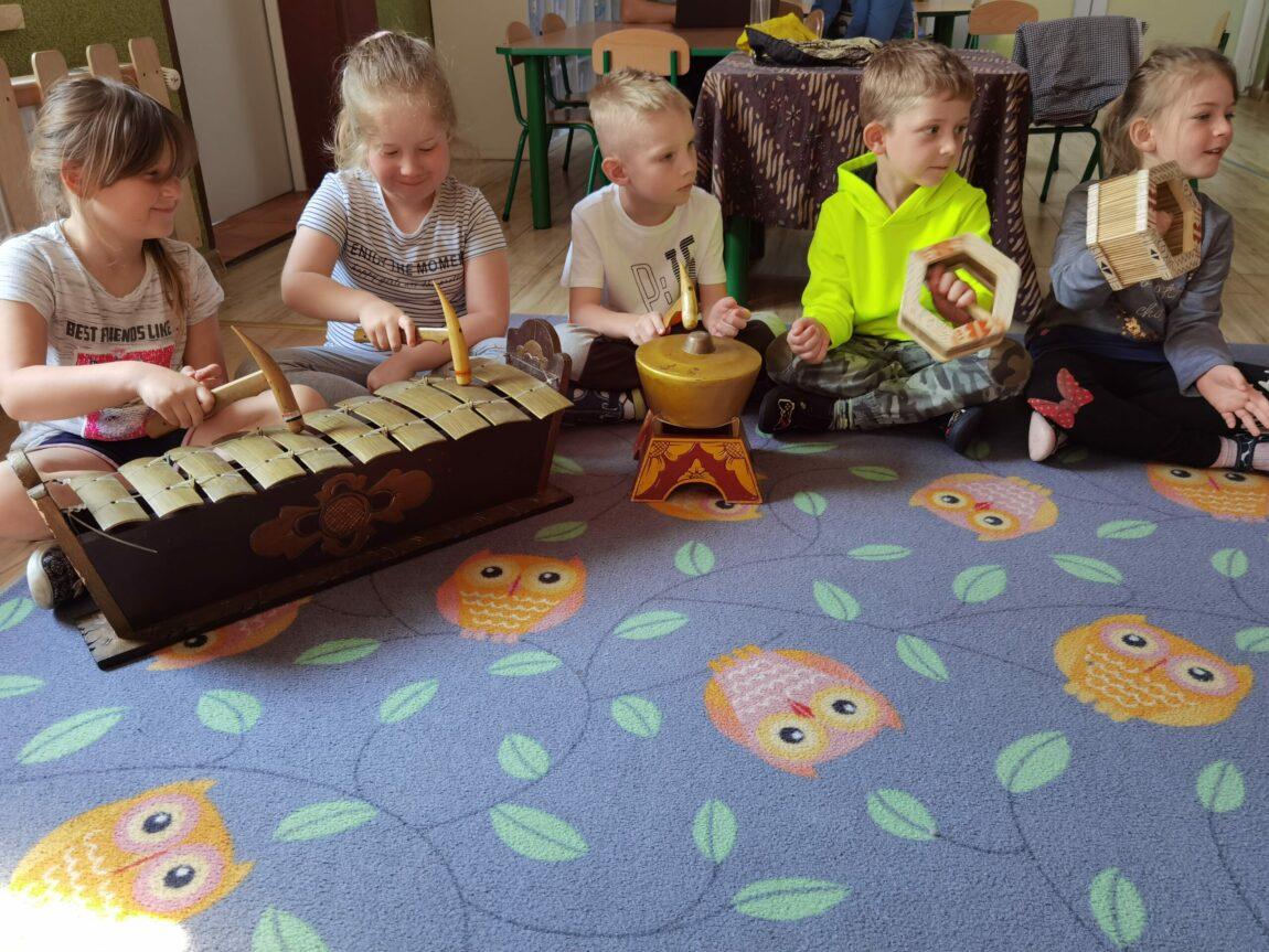 Muzyka świata – instrumenty z wyspy Bali