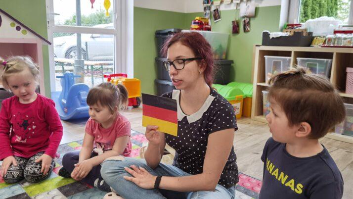 Niemcy – tydzień tematyczny