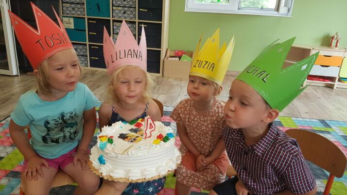 4 Urodziny