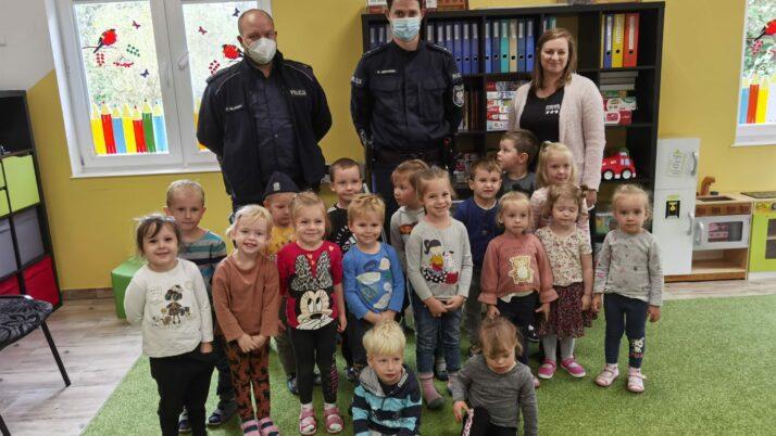 Wizyta Panów Policjantów